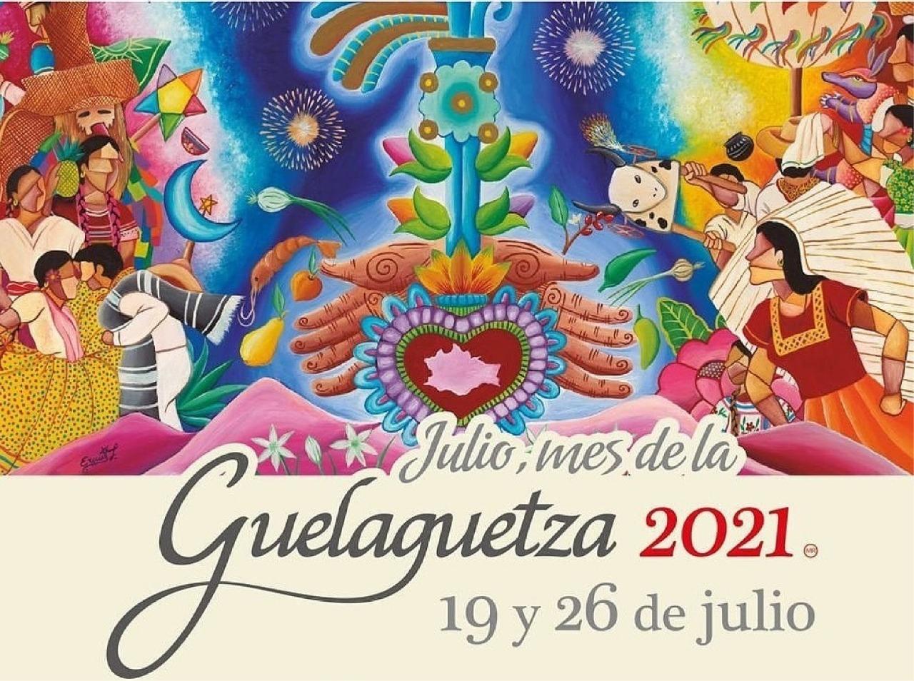 ¡Julio es el mes de la Guelaguetza!