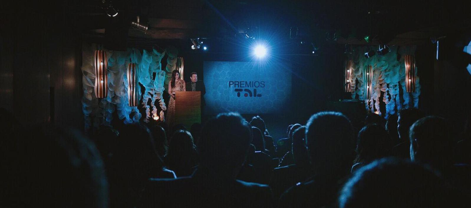 GANADORES PREMIOS TAL 2019